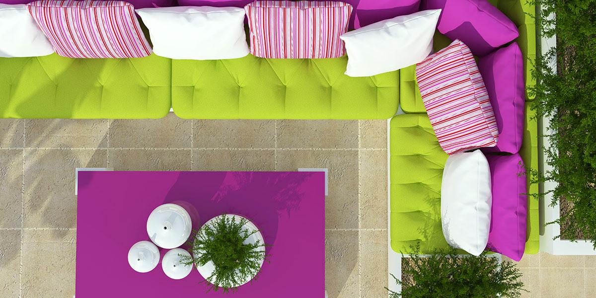 d coration de jardin. Black Bedroom Furniture Sets. Home Design Ideas