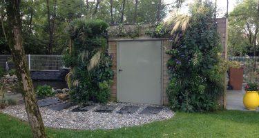 mur végétal idron