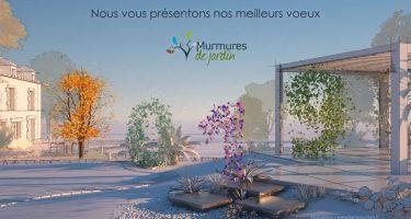 voeux 2019 Murmures de jardin