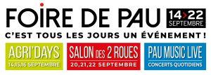 Foire de Pau 2019